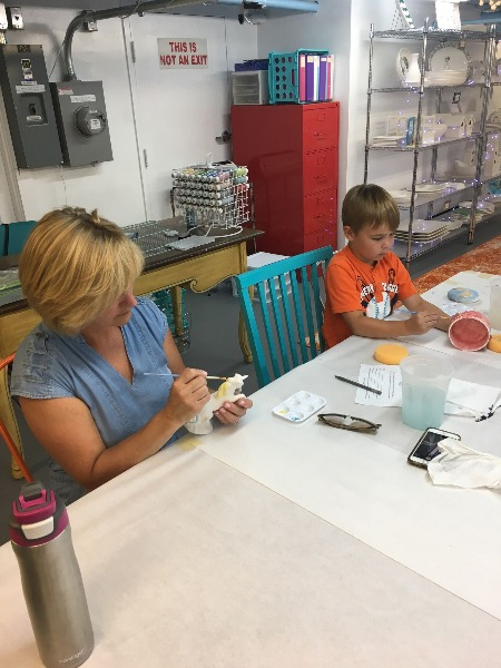 Rebekah Cook Paint Your Own Pottery 2