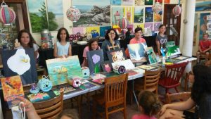 Rebekah Cook Art Classes