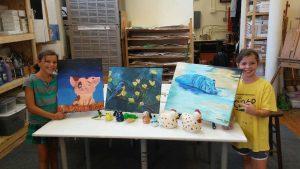 Rebekah Cook Art Classes