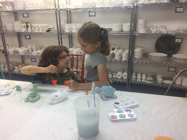 Rebekah Cook Paint Your Own Pottery